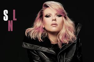 Scarlett Johansson Snl Photoshoot