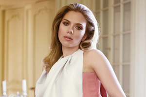 Scarlett Johansson Vanity Fair Photoshoot