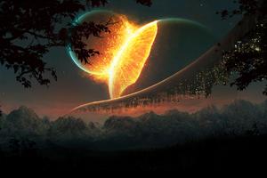 Sciene Fiction Wallpaper