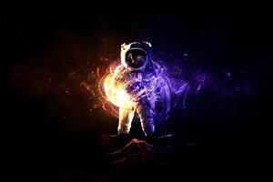 Scifi Astronaut 5k