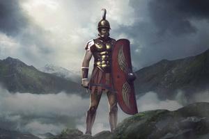 Scipio Total War Arena 8k Wallpaper