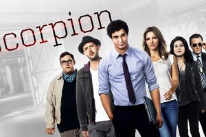 Scorpion Tv Series Wallpaper