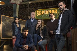 Scorpion TV Show HD