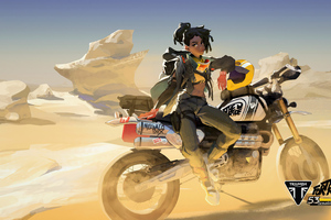 Scrambler 1200 XE Wallpaper
