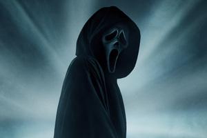 Scream 2022 10k Wallpaper