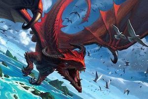 Sea Dragon 4k