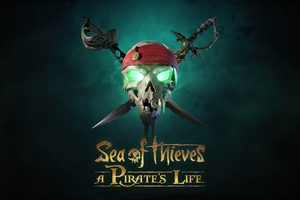 Sea Of Thieves A Pirates Life Jack Sparrow Wallpaper