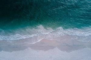 Seashore Top View Beach 4k Wallpaper