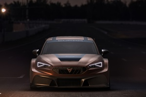 Seat Leon Competition Cupra 2020 Wallpaper