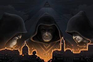 Secret Government Game 4k