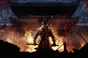 Sekiro Shadows Die Twice 2019 4k Wallpaper
