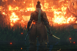 Sekiro Shadows Die Twice Again