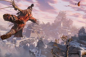 Sekiro Shadows Die Twice E3 2018