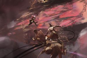 Sekiro Shadows Die Twice Game Artwork4k Wallpaper