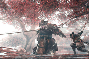 Sekiro Shadows Die Twice Video Game 4k