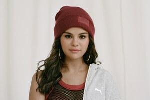 Selena Gomez 4k Puma
