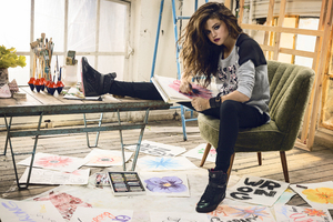 Selena Gomez Adidas 4k 5k