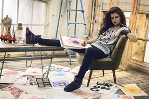 Selena Gomez Adidas 5k Neo