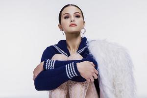 Selena Gomez CR Fashion Book Photoshoot 4k Wallpaper