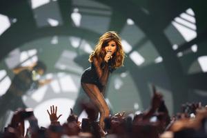 Selena Gomez Live On Stage 5k