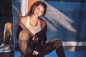 Selena Gomez Puma Cali 2019 4k