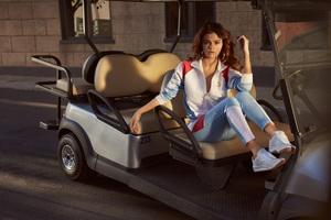 Selena Gomez Puma California Exotic Women Campaign 5k