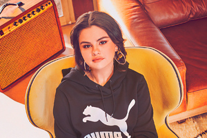 Selena Gomez Puma2019 Wallpaper