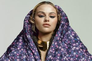 Selena Gomez Vogue Singapore 2021 Wallpaper