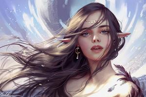 Selenada Fantasy Elf
