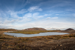 Selvallavatn Iceland 8k Wallpaper