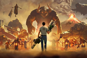 Serious Sam 4 Wallpaper