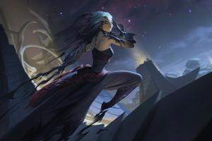 Shadow Assassin Legends Of Runeterra 8k Wallpaper