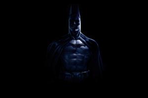 Shadow Of Batman 5k Wallpaper