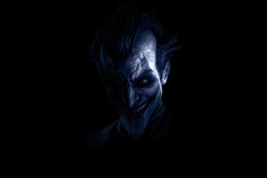 Shadow Of Joker 5k Wallpaper