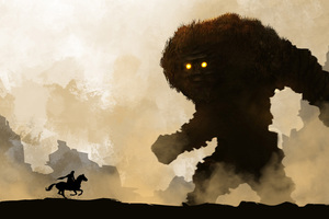 Shadow Of The Colossus 4k