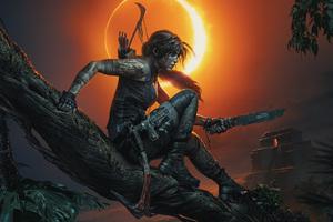 Shadow Of The Tomb Raider 5k Wallpaper