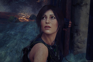 Shadow Of The Tomb Raider Lara Croft 4k