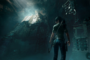 Shadow Of The Tomb Raider Video Game 4k