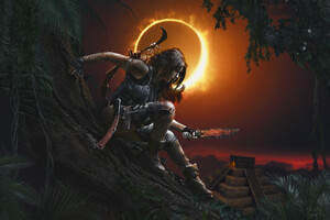 Shadow Of The Tomb Rider Wallpaper