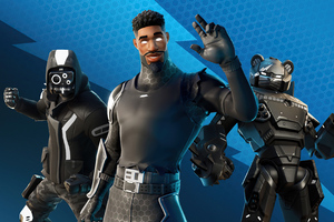 Shadow Strike Pack Fortnite