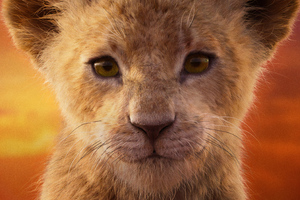 Shahadi Wright Joseph As Nala The Lion King 2019 4k