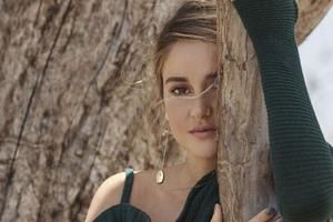 Shailene Woodley Marie Claire Photoshoot