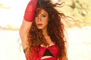 Shakira Vogue Mexico 4k Wallpaper