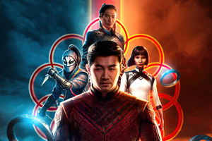 Shang Chi And The Legend Of The Ten Rings Movie 5k Wallpaper