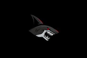 Shark Dark 5k Wallpaper