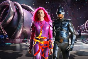 Sharkboy And Lavagirl We Can Be Heroes