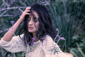 Shay Mitchell Flaunt Magazine Photoshoot