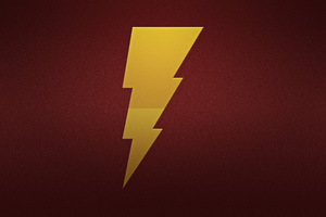Shazam Logo Wallpaper