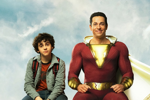 Shazam New Poster Hd