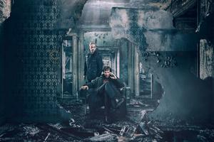 Sherlock The Final Problem 4k